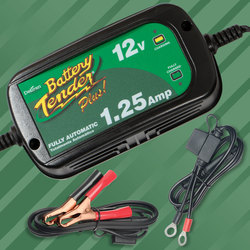 Battery Tender Plus 12V 1.25A Batteriladdare