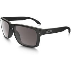 Oakley Holbrook Sunglasses Matte black warm grey