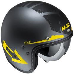 HJC FG-70s Tales hjälm grå/gul