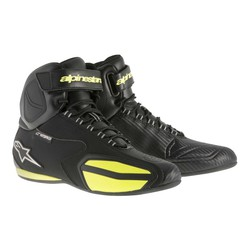 Alpinestars Faster WP sko svart/gul